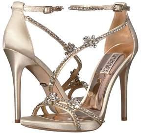 Badgley Mischka Hodge High Heels