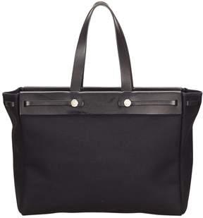 Hermes Herbag handbag - BLACK - STYLE