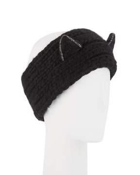 Eugenia Kim Felix Wool Headband w/ Cat Ears