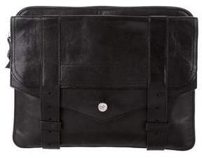 Proenza Schouler Leather PS1 Envelope Clutch