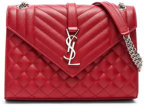 Saint Laurent Medium Monogramme Envelope Chain Bag