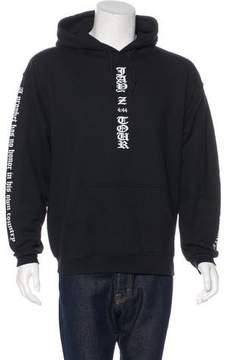 Fear Of God Jay-Z 4:44 Tour Hoodie