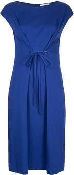 ESTNATION tie waist dress
