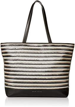 Armani Exchange A|X Small Shopping Tote Bag