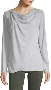 Gaiam Women's Lyla Cowlneck Sweater