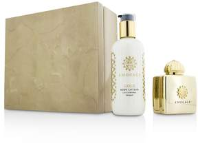 Amouage Gold Coffret: Eau De Parfum Spray 100ml/3.4oz + Body Lotion 300ml/10oz