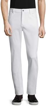 BLK DNM Men's Solid Slim Jeans