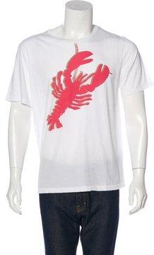 Dries Van Noten Hogans Lobster T-Shirt w/ Tags