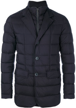 Herno padded button-down coat
