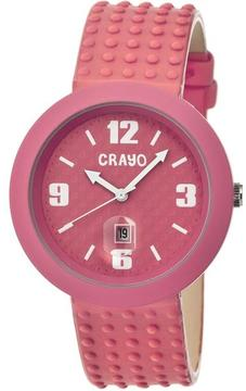 Crayo Jazz Collection CR1809 Unisex Watch