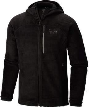 Mountain Hardwear Monkey Man Grid II Hooded Fleece Jacket