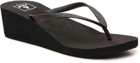 Reef Women's Krystal Star Wedge Sandal