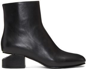 Alexander Wang Black Kelly Boots