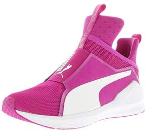 Puma Women's Fierce Core Ultra Magenta / White Ankle-High Rubber Basketball Shoe - 8M