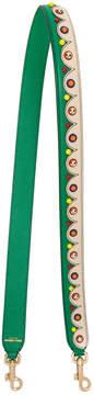 Dolce & Gabbana studded bag strap - GREEN - STYLE