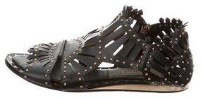 Ivy Kirzhner Studded Leather Sandals