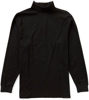 Roundtree & Yorke Long-Sleeve Solid Turtleneck