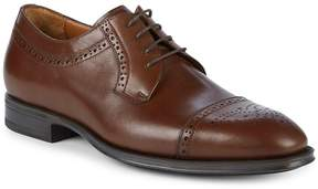 Aquatalia Men's Duke Leather Derbys