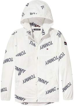 Tommy Hilfiger TH Kids Hooded Invisible Ink Jacket