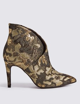 Marks and Spencer Stiletto Heel Wrap Ankle Boots