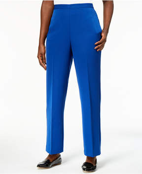 Alfred Dunner High Roller High-Rise Pull-On Pants