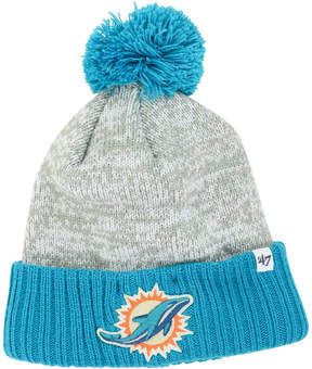 '47 Miami Dolphins Coverage Knit Hat