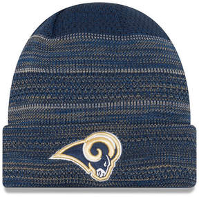 New Era Los Angeles Rams Touchdown Cuff Knit Hat