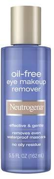 Neutrogena Oil-Free Eye Makeup Remover Liquid