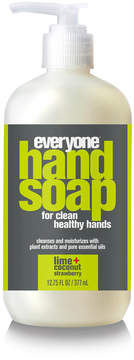 EO Everyone Lime + Coconut with Strawberry Hand Soap by 12oz Soap)