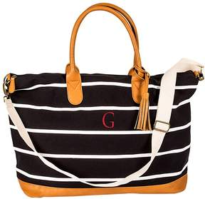 Cathy's Concepts Monogram Oversized Tote