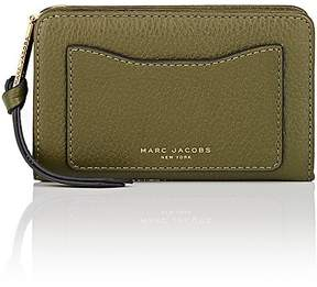 Marc Jacobs Women's Recruit Wallet - GREEN - STYLE