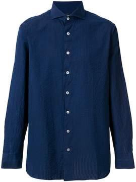 Lardini long-sleeve shirt