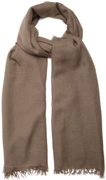 Brunello Cucinelli Fine-knit cashmere and silk-blend scarf