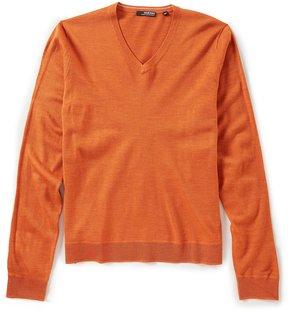 Murano Modern Performance V Neck Sweater