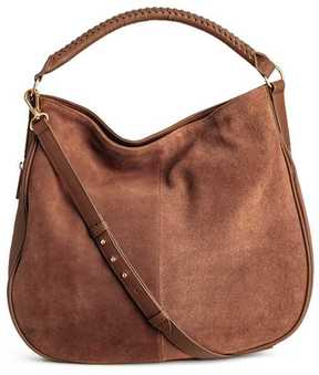 H&M Bag with Suede Details