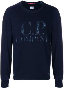 C.P. Company printed sweatshirt