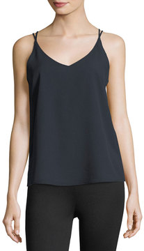 Dex Reversible Strappy-Back Camisole Tank