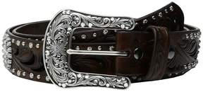 Ariat Embossed Cross Concho Belt Women's Belts
