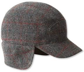 L.L. Bean Maine Guide Wool Cap with Primaloft, Plaid