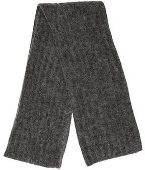 Acne Studios Textured Wool Scarf