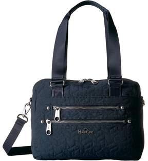 Kipling Klara Quilted Bags - BLACK - STYLE
