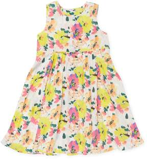 Marni All Over Floral Dress