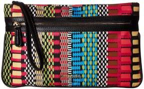 Vera Bradley Mia Wristlet Wristlet Handbags - CHA-CHA - STYLE