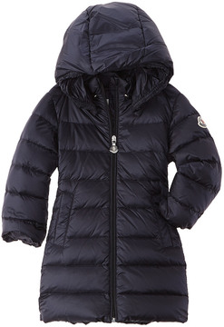 Moncler Girls' Navy Majeure Jacket