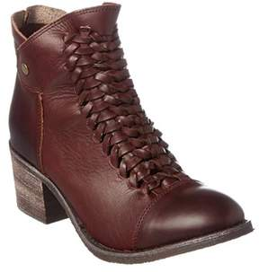 Antelope 363 Leather Bootie.
