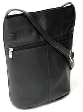 Royce Leather Royce Ligthweight Shoulder Handbag