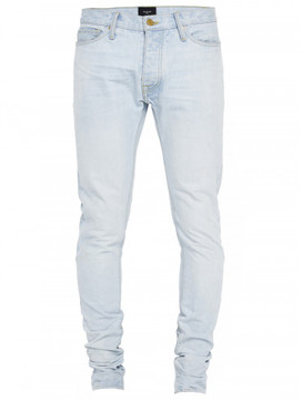 Fear Of God THE WASHED OUT INDIGO SELVEDGE DENIM JEAN