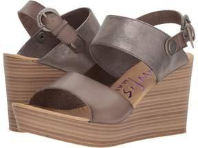 Blowfish Turk Women's Wedge Shoes