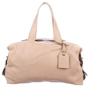 Reed Krakoff Smooth Leather Shoulder Bag