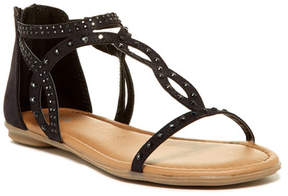 Mia Cammie Strappy Sandal (Little Kid & Big Kid)